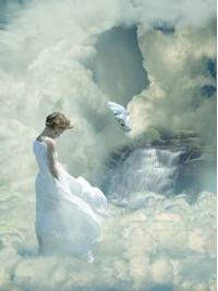praten met engelen
